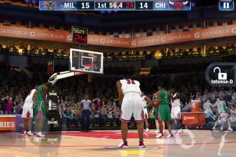 篮球游戏扛鼎之作《NBA2K13》评测试玩