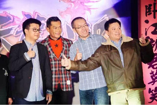 畅游天龙八部3D正式进军台湾市场 古天乐担任代言人