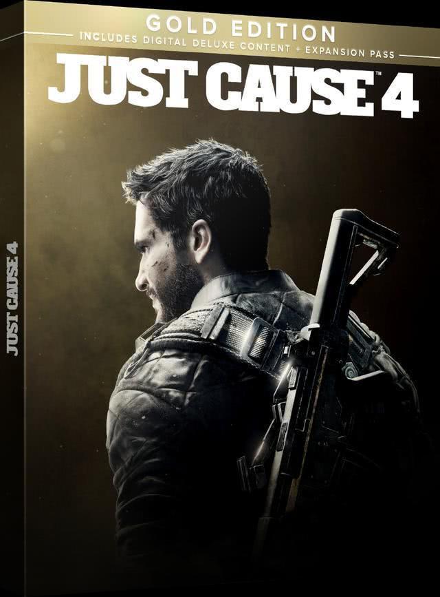 《正当防卫4》中文版12月4日发售 黄金版送铁盒和季票