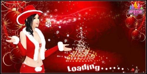 """冬季""""练""""歌 听舞街区新版本圣诞歌曲"""