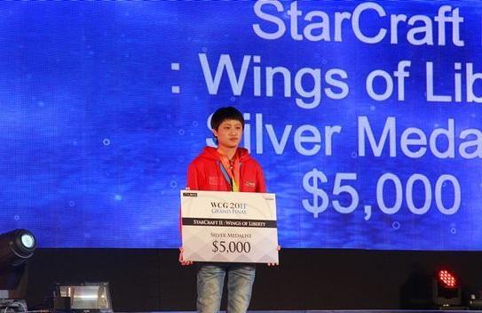 WCG2013 星际2选手西瓜:我会证明自己的