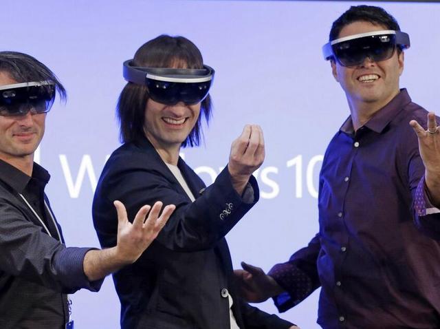 盘点MR将胜过VR的四大理由 或为头显带来数亿台销量