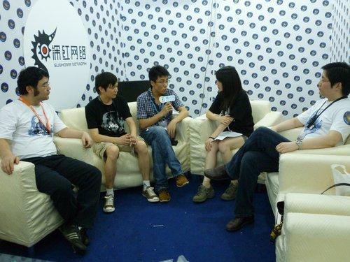 深红CEO马林:《猎国》做到10万在线