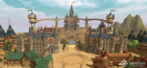 《仙境传说2》回炉重造 游戏画面公开