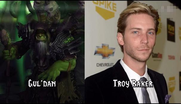 声优都是怪物!魔兽NPC与配音演员的对比