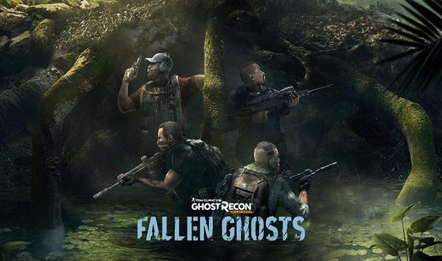 育碧公布《幽灵行动:荒野》后续计划 将推季票及免费PVP内容!