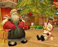 2012冬幕节开启 主城树下可领取礼物