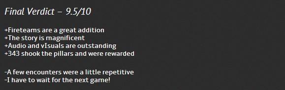 《光环5:守护者》首个媒体评分出炉:9.5分