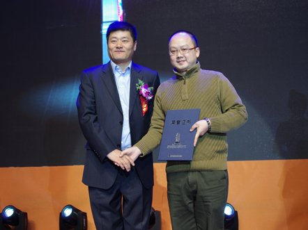 《秦美人》喜获CGDA最佳游戏音乐制作奖