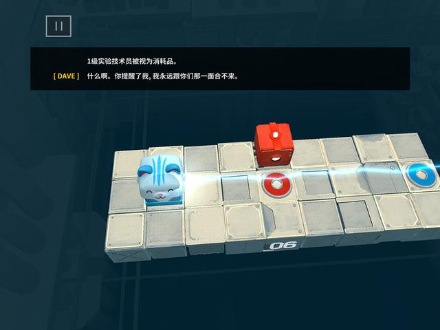 举步维艰!小机器人解谜游戏《死亡平方》上线