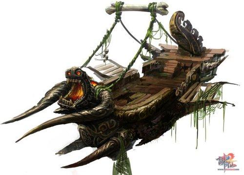 《诛仙2·新世界》将开启50余张新地图图片
