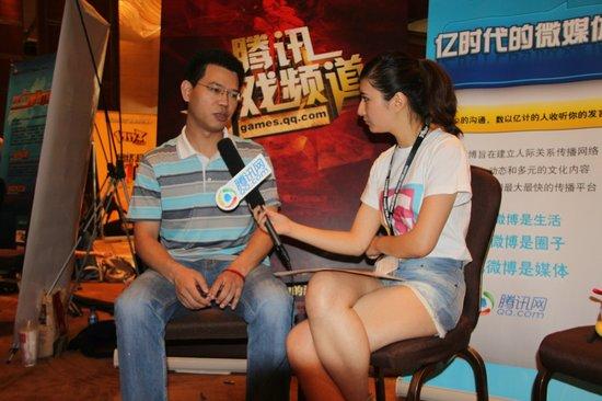 专访金山副总邹涛:将与腾讯进行深度合作