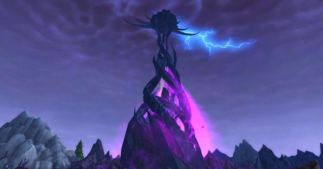 魔兽涨姿势:暮光之锤的邪恶领地