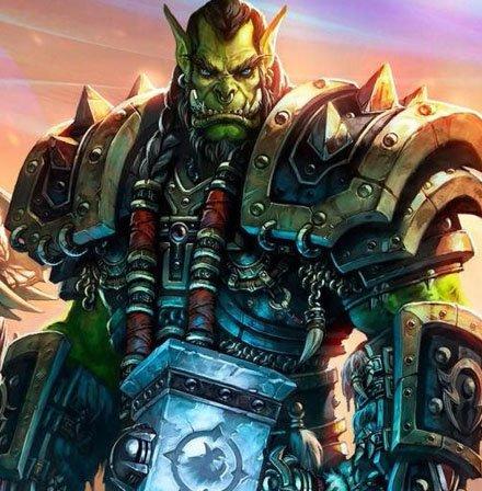 魔兽世界五大英雄角色 第一名竟是他