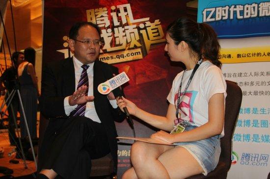 专访中青宝李瑞杰:继续抗红色网游大旗