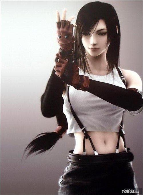游戏作品中那些令人心动的女性角色 游戏