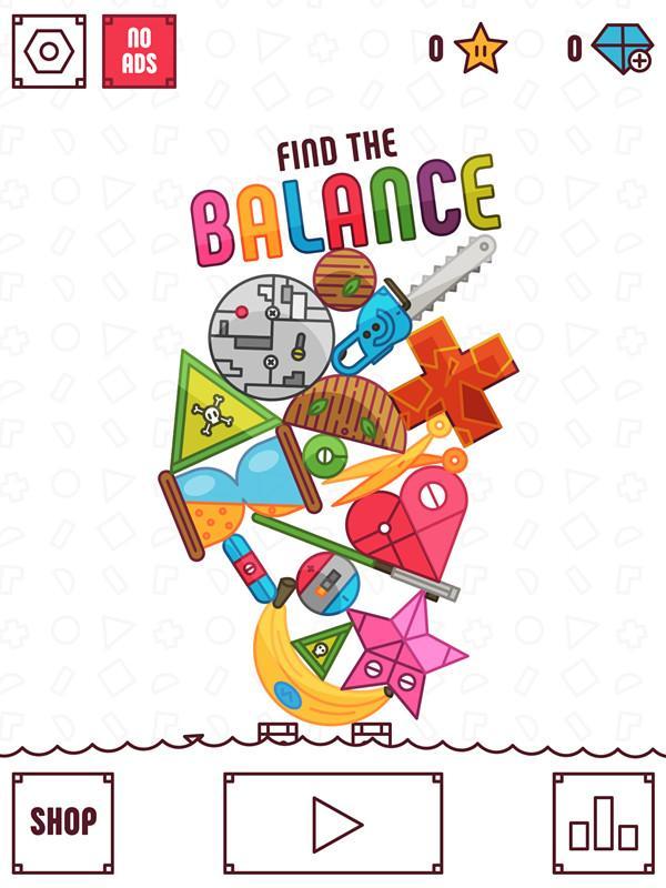 《寻找平衡点》评测:比你想象中还要难
