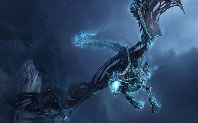 魔兽大剧透:巫妖王将赠霜之哀伤