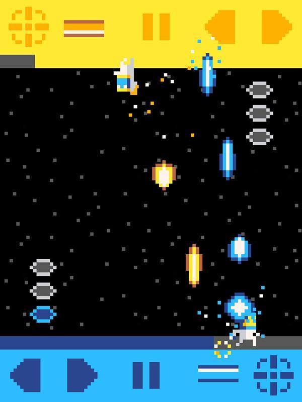 《太空对决》评测:极具魔性的射击小品