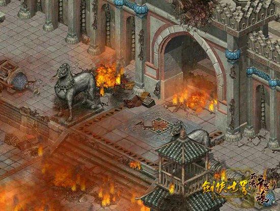 剑侠世界西域龙魂21日上线 q币送玩家