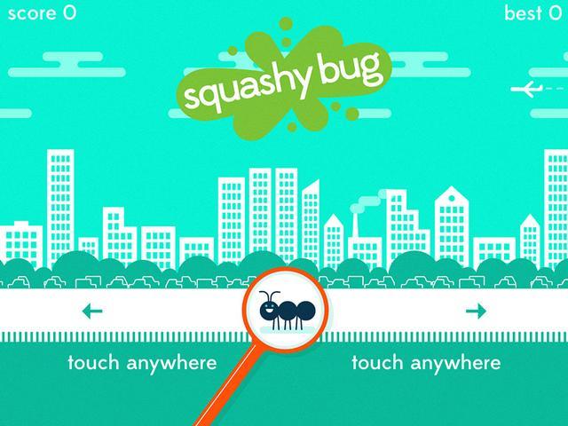《Squashy Bug》评测:小昆虫们的城市历险记