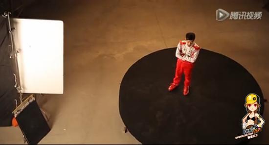 神秘领队首次曝光 即将现身《谁是车王》宣传片