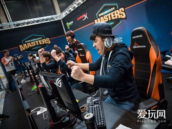 中国CS战队击败世界冠军晋级