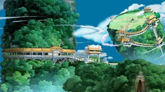 空中获五部系列《魁拔》独家游戏改编权