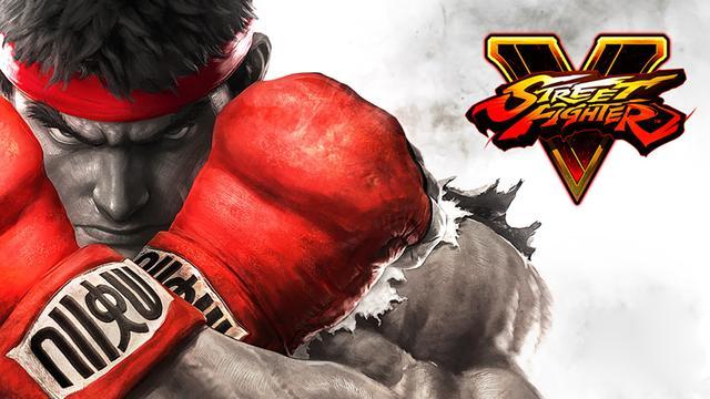 《超级街头霸王5》曝明年推出 街霸5玩家可免费升级