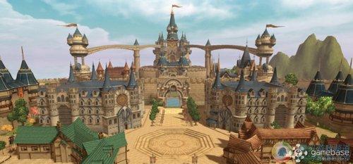 仙境传说2重制版公布场景截图 31日首测