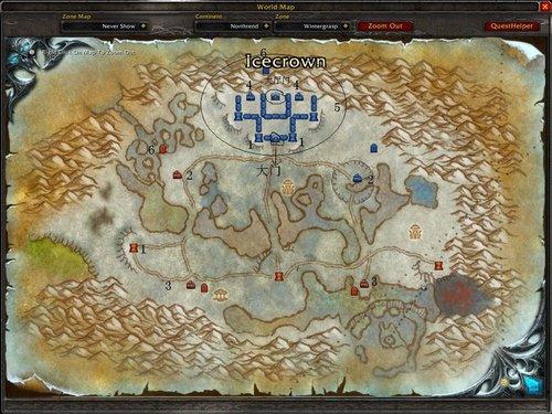 《巫妖王之怒》冬拥湖野外战场之完全攻略
