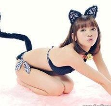 日本最新卖萌神器 可随心摆动的人用尾巴