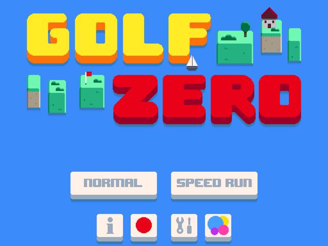 《零式高尔夫》评测:作死or打高尔夫?