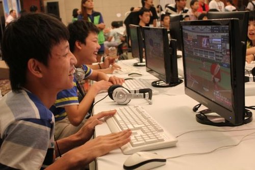 网游照亮残疾人的世界:游戏让所有人快乐