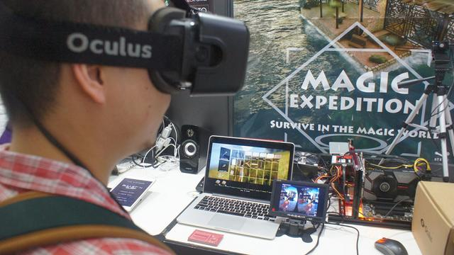 国产独立游戏出海:手游VR各半 类生命线作品亮相