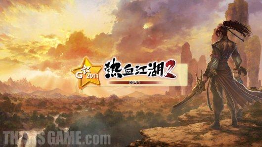 《热血江湖2》Gstar视频公开 可空中连击