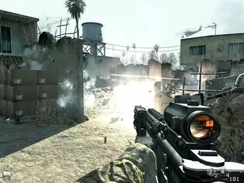 盘点军事游戏中的经典之作