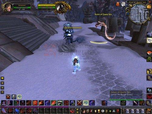 巫妖王之怒:祖尔达克巨魔神灵任务线攻略