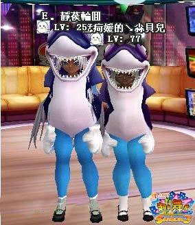 超级舞者童话故事 爱上鲨鱼的人鱼