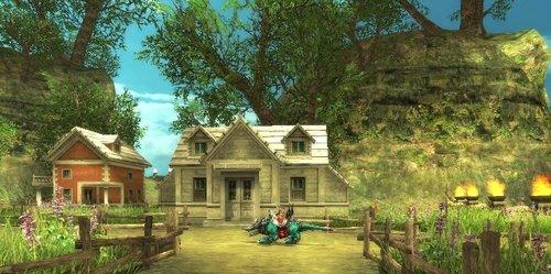 游戏心情:我有一栋别墅 面朝大海 春暖花开