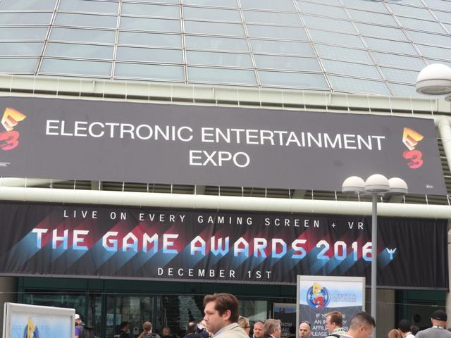 E3盛况空前:超七万人到场 明年举办时间公布