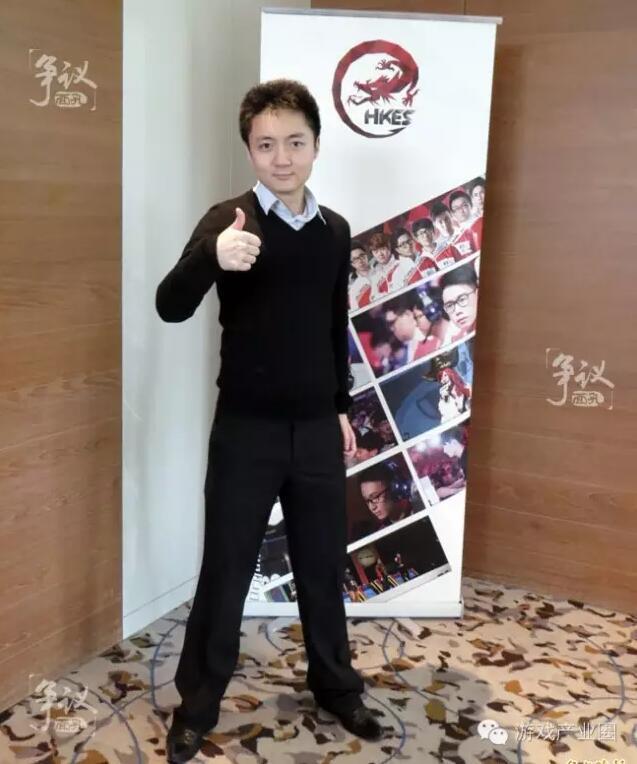 钟培生:我不只砸钱还是高玩 说我香港王思聪太抬举