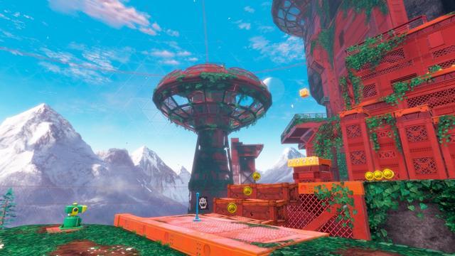 E3 2017:《超级马里奥:奥德赛》重回3D沙箱 1