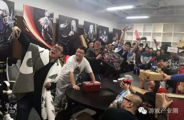 灵游坊团队