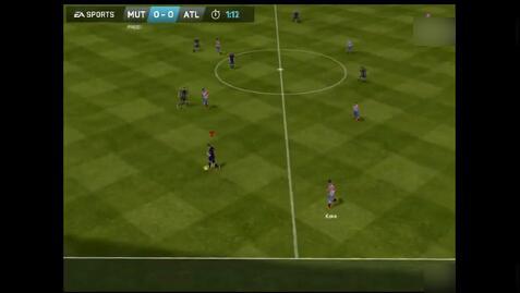 掌上足球盛宴 EA宣布《FIFA15》将登移动平台