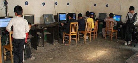 78.5%网络游戏不适合未成年人