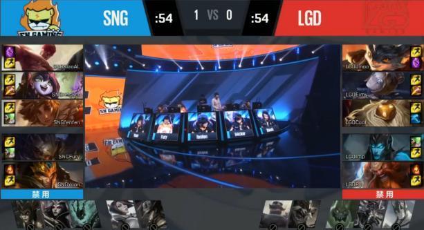 LPL6月25日综述:OMG逆转NB豪取五连胜!JDG不敌RNG