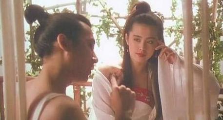 王祖贤就是真人版的赤木晴子,她美了一辈子