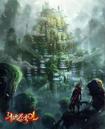 玩家在游戏中可观赏到极致唯美的异世玄幻大陆,恢弘壮丽的城市建筑,更