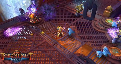 《火炬之光》移动版原画爆光 获E3最佳手游奖